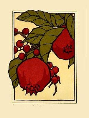 Pomegranate, Yoshiko Yamamoto