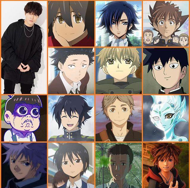 Japanese Voice Actor Miyu Irino Miyu Irino Crunchyroll Anime