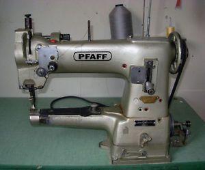 pfaff walking foot sewing machine