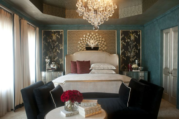 13 best images about marlo hampton house on pinterest for Bedroom ideas hamptons