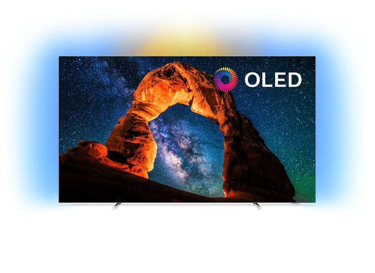 Tv Philips 65oled803 Oled Uhd 4k Ambilight 3 Côtés Smart Android Tv 65 En 2020 Android Tv Philips