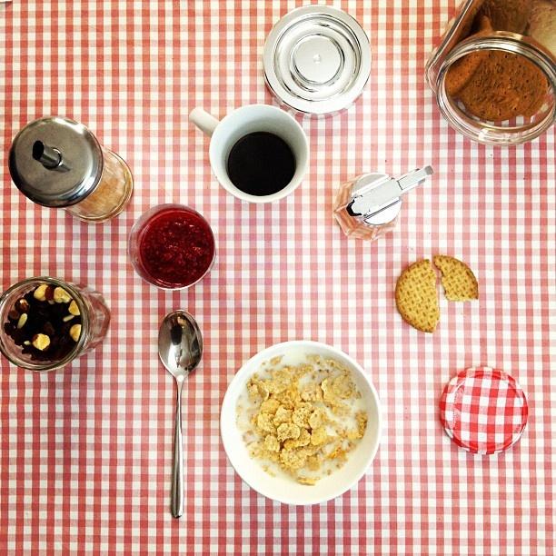 Saturday breakfast