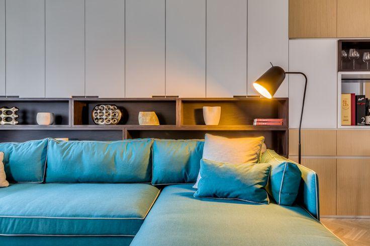 Funkcjonalne i przytulne mieszkanie  - zdjęcie numer 5