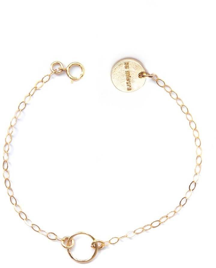 Amundsen Jewellery - Gold Karma Bracelet