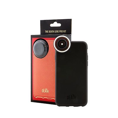 Other Skate- and Longboarding 16265: Death Lens Iphone 7 Pro Kit Camera Lens Accessory Skateboarding -> BUY IT NOW ONLY: $62.95 on eBay!
