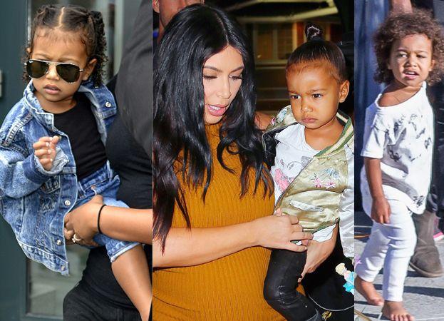 Kim Kardashian przestała prostować włosy małej North West.  Jakiś czas temu głośno było o tym, że celebrytka nieustannie prostuje naturalnie kręcone włosy swojej córki, North West, co – zdaniem specjalistów – bardzo źle wpływa na ich stan. Zobaczcie, jak wyglądają naturalne włosy North.