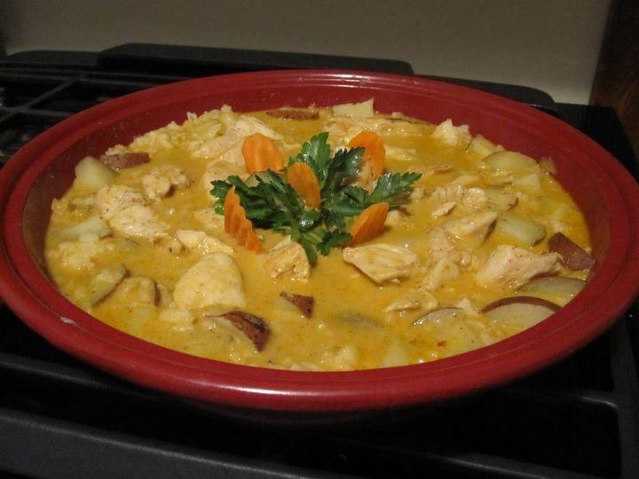 Thai Yellow Chicken Curry | Chicken | Pinterest