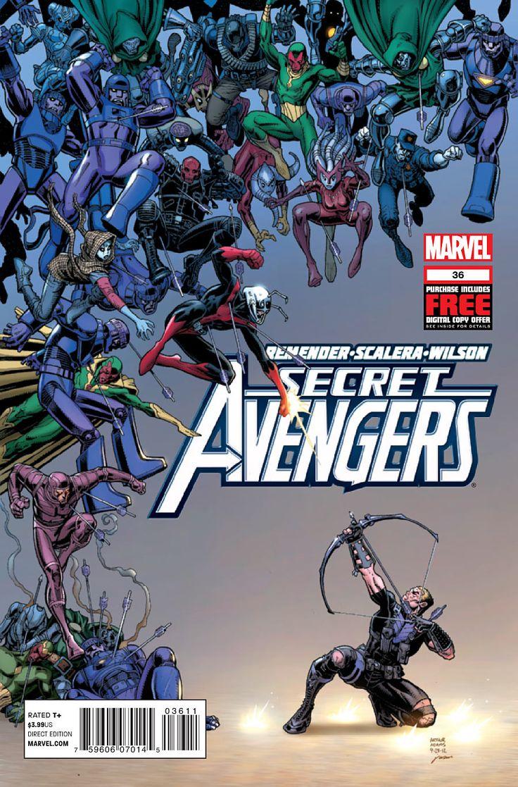 Secret Avengers vol 1 #36