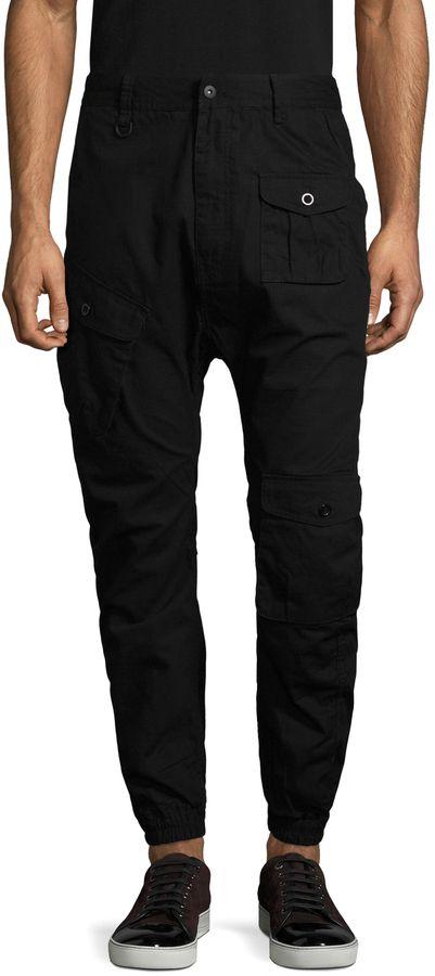 Publish Brand Men's Izzy Cotton Jogger Pants