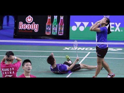 Day 3 - 2015 Yonex Denmark Open - Tontowi Ahmad/Liliyana Natsir vs Danny...