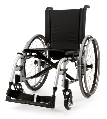 QUICKIE 2 Lightweight Folding Wheelchair