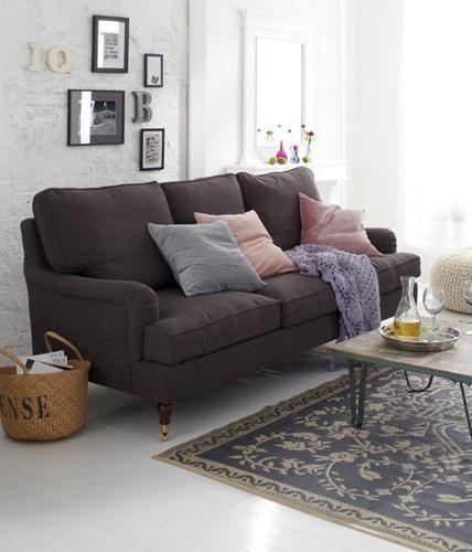 Die besten 25+ Eingerichtetes Wohnzimmer Ideen auf Pinterest - wohnzimmer couch gemutlich