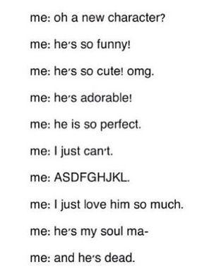Always happens! 😠