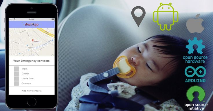 The smartest wireless device that helps parents not to forget their kids in the cars. | Crowdfunding is a democratic way to support the fundraising needs of your community. Make a contribution today!
