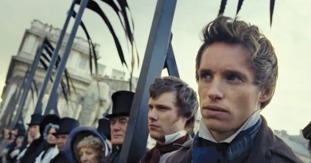 "Marius - quite sad | Who's The Saddest Character In ""Les Mis�rables""?"