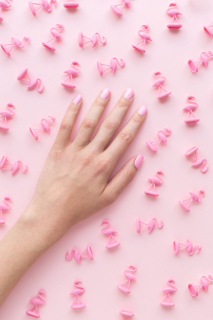 Summer Nail Trends 2018: 17 Best Ideas About Summer Nail Colors On Pinterest