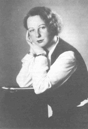 Irmgard Keun ~ perhaps the coolest literary figure of the twentieth century