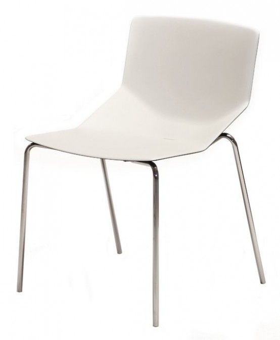 New Ergonomic Outdoor Chairs - Formula 40 by Area Declic