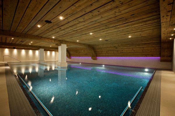 Wellness & Spa Hotel Arca Solebad | Zermatt, Switzerland