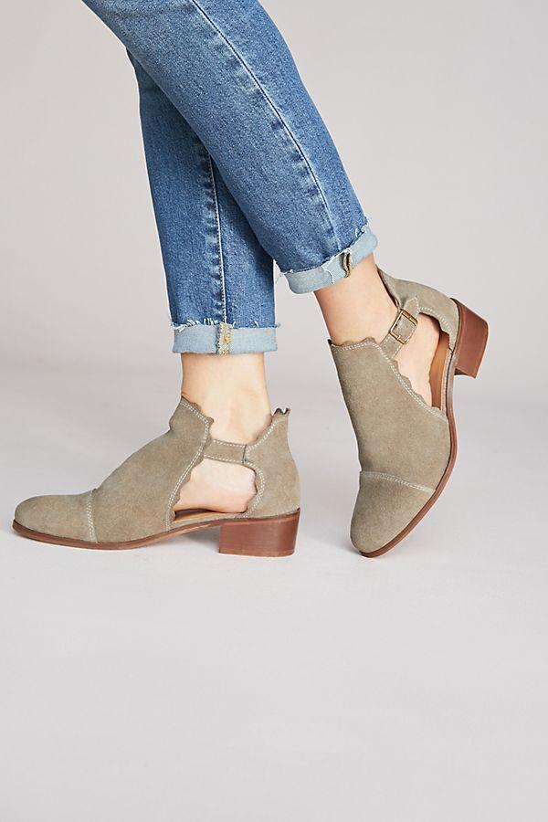 Klub Nico Beau Scalloped Boots