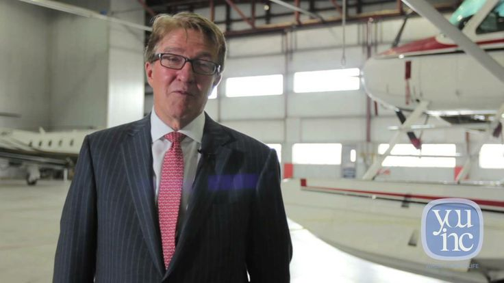 [VIDEO] An interview with #entrepreneur Robert Deluce, CEO of Porter Airlines.  Join our entrepreneurial community at YouInc.com today!