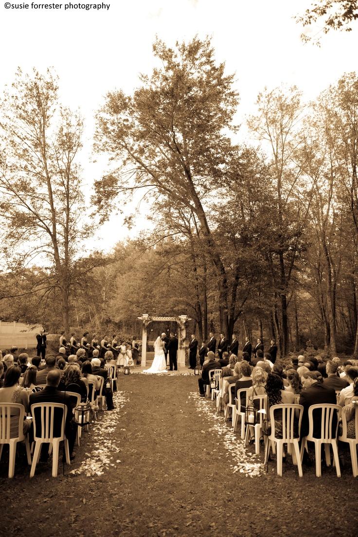 your rustic elegant wedding in the poconos at mountain springs lake resort in reeders pa