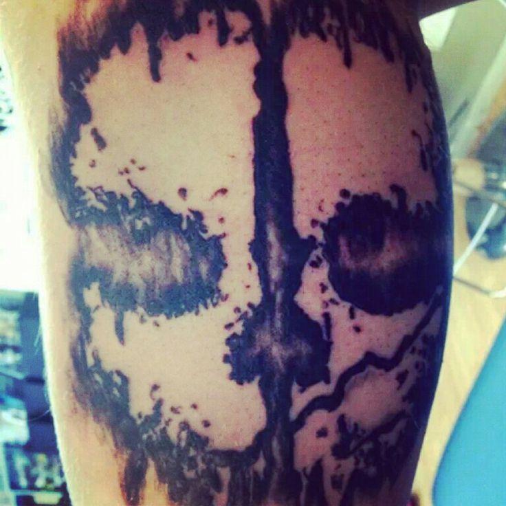 COD GHOSTS TAT | Tattoos that I love | Pinterest | Tat and ...