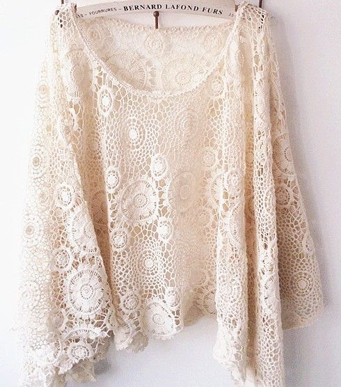 2014 новая мода Чистая длинными рукавами пуловеры рубашка крючком полые битой свободные рубашки Женщины тройник топ кружева Блузка
