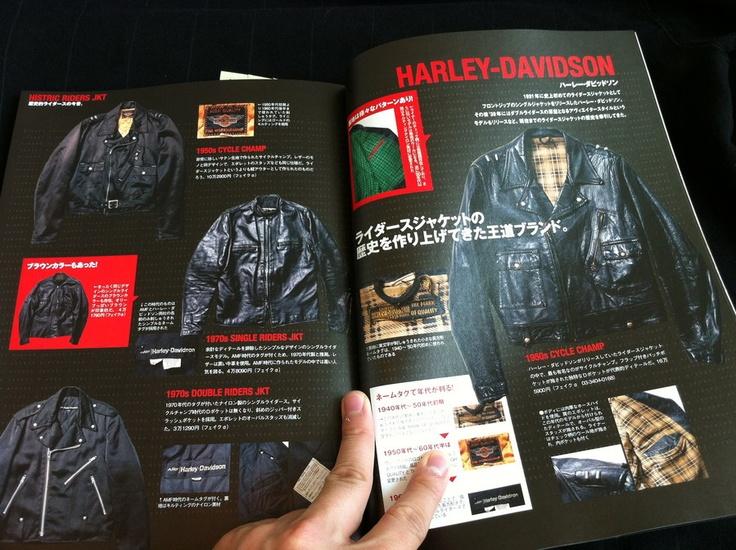 Lightning Magazine pages | Harley-Davidson