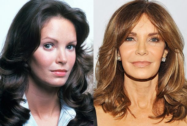 Jaclyn Smith -- Charlie's Angels | ABC Stars...Then & Now ...