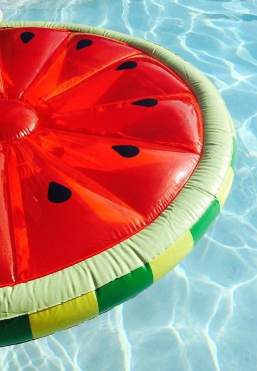 Watermelon Pool Float - Trendslove | [Summer] Fashion ...