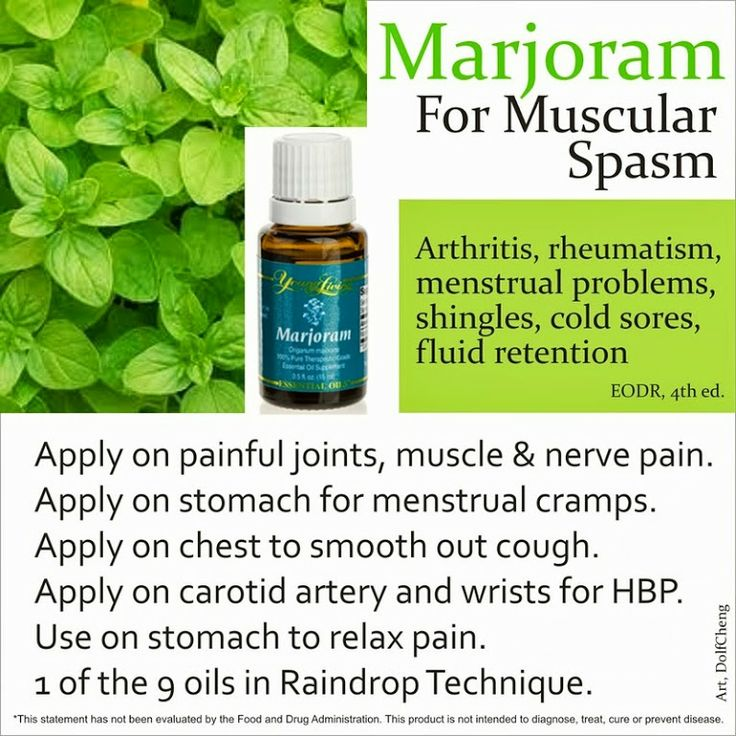 Natural Remedies For Muscle Spasms In Chest