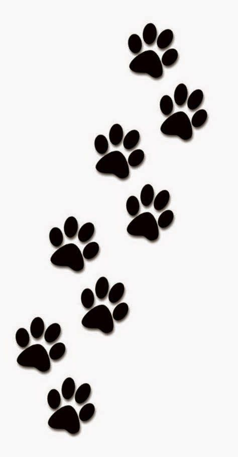 Clip Art Paw Prints Clip Art 1000 images about paw prints on pinterest wallpaper for iphone cellphone prints