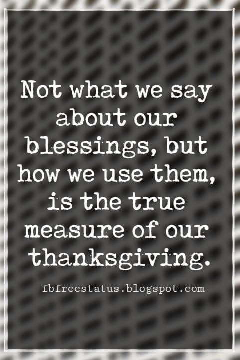 Thanksgiving Inspirational Quotes Stunning Inspirational Thanksgiving Quotes And Saying With Pictures .
