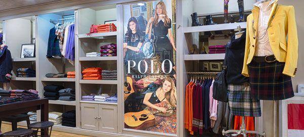 Loja das Meias inaugura espaço Polo Ralph Lauren no Centro Comercial Amoreiras