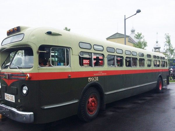 Ottawa Bus 1959