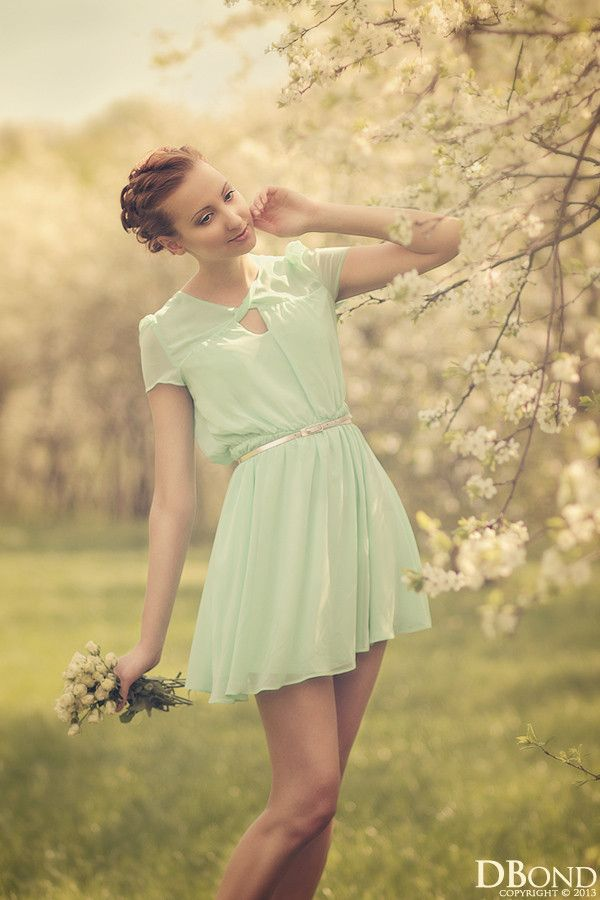 500px / Photo Spring fashion by DBond