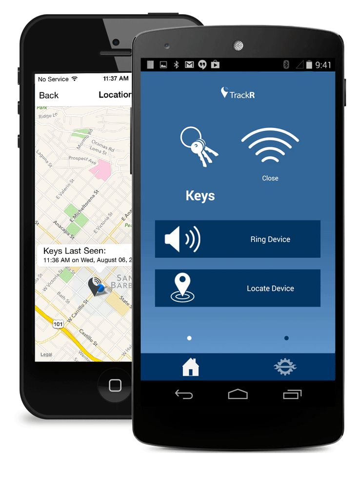 lost phone tracker app iphone