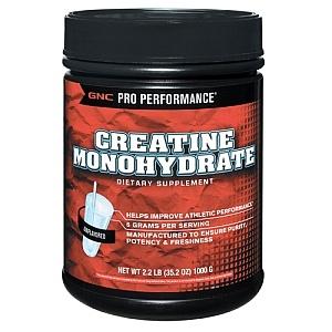 GNC Pro Performance® Creatine Monohydrate - GNC PRO PERFORMANCE - GNC