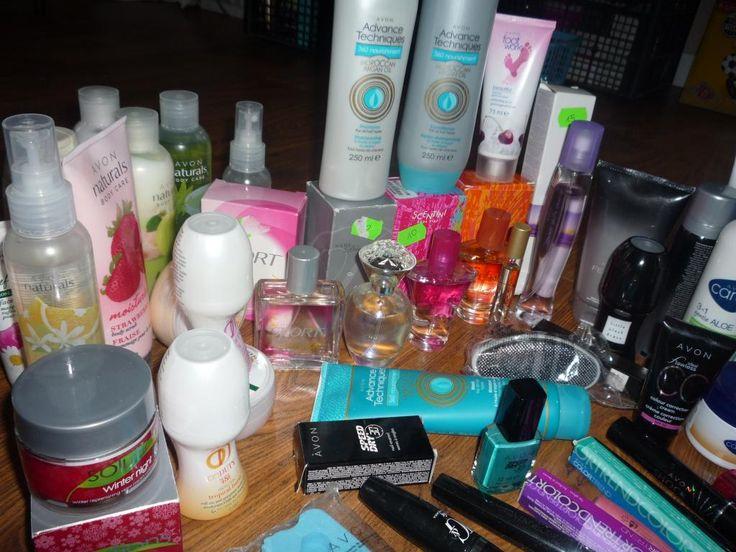 AVON Mega zestaw nowych kosmetyków!! 51 szt