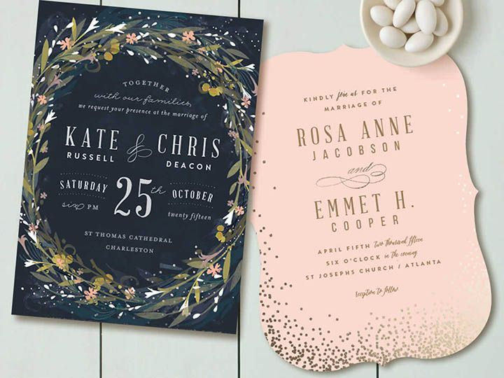 49 best wedding invitations images on pinterest china patterns