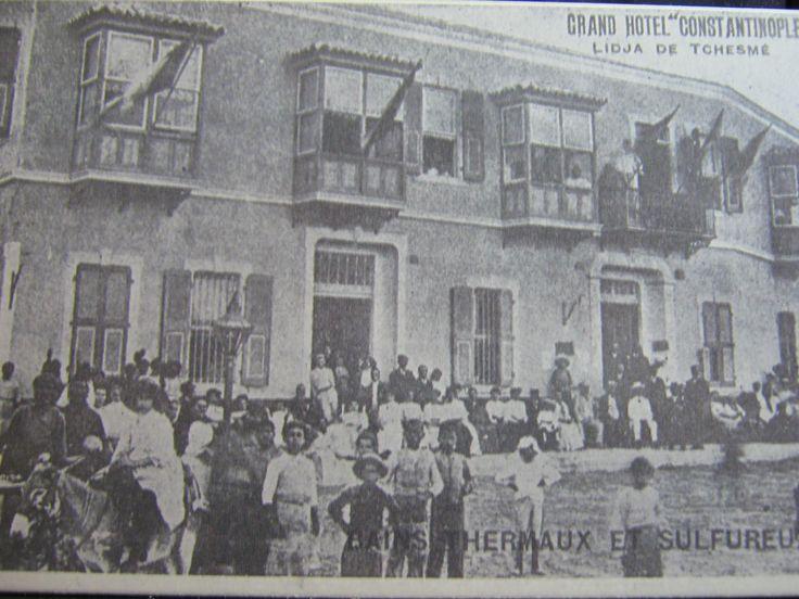 Grand hotel Constantinople (Cesme)
