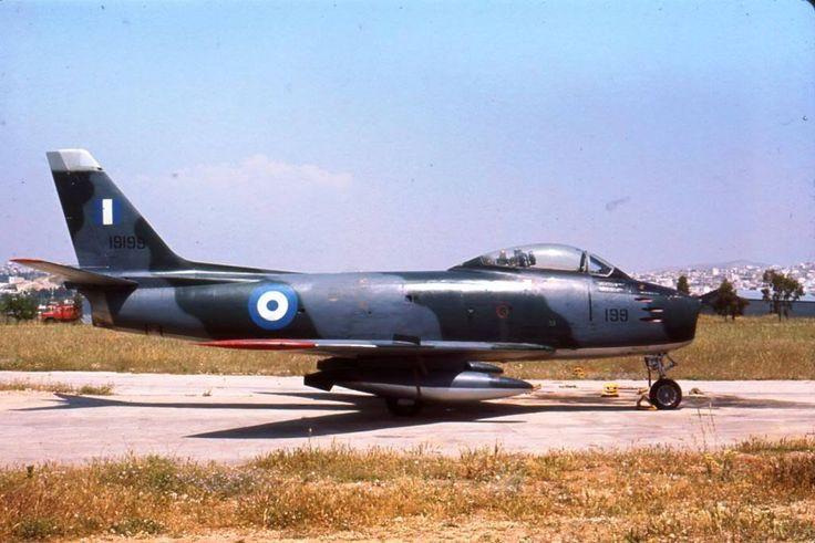 F-86 1965 Hellinikon