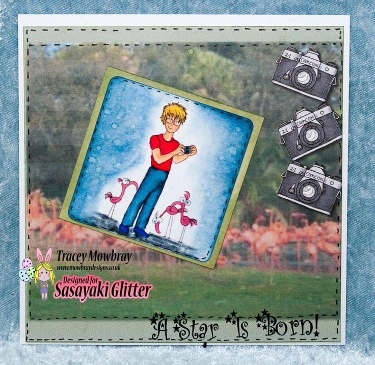 Sasayaki Glitter Challenge Blog: SASAYAKI GLITTER MARCH NEW RELEASE PLUS FREEBIE
