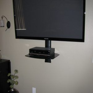 Shelves For Tv Cable Boxes