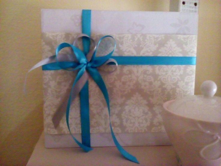 Zuccheriera Wald con confezione personalizzata con carta Tassotti