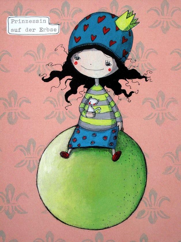 Prinzessin auf der erbse comic  Die besten 25+ Prinzessin auf der erbse Ideen auf Pinterest ...