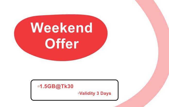 1 5gb 30tk Airtel Internet Offer For 3 Day Day Offer Internet Packages