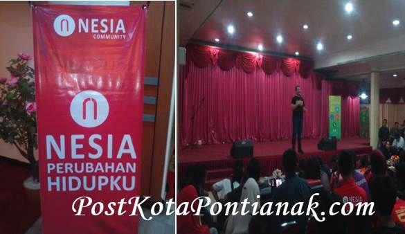 Post Kota Pontianak » Seminar Dream For Freedom Ricuh