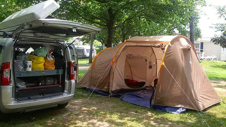 Camping Daino in pietra murata italy